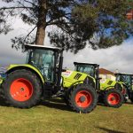 Claas Axion 620