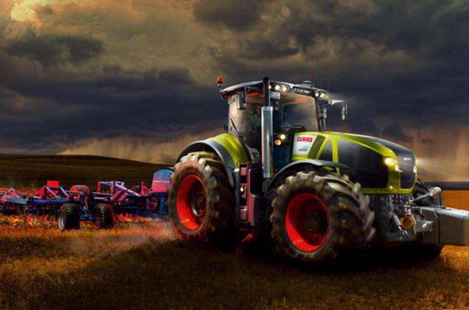 Ahorra combustible tractor