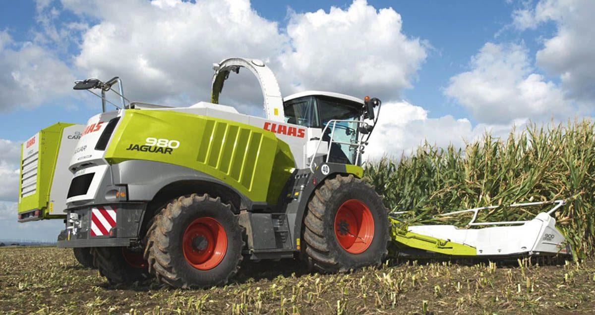 Razones comprar maquinaria agrícola segunda mano