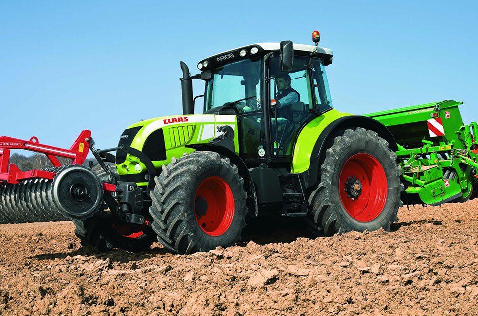 Comprar tractores de ocasión