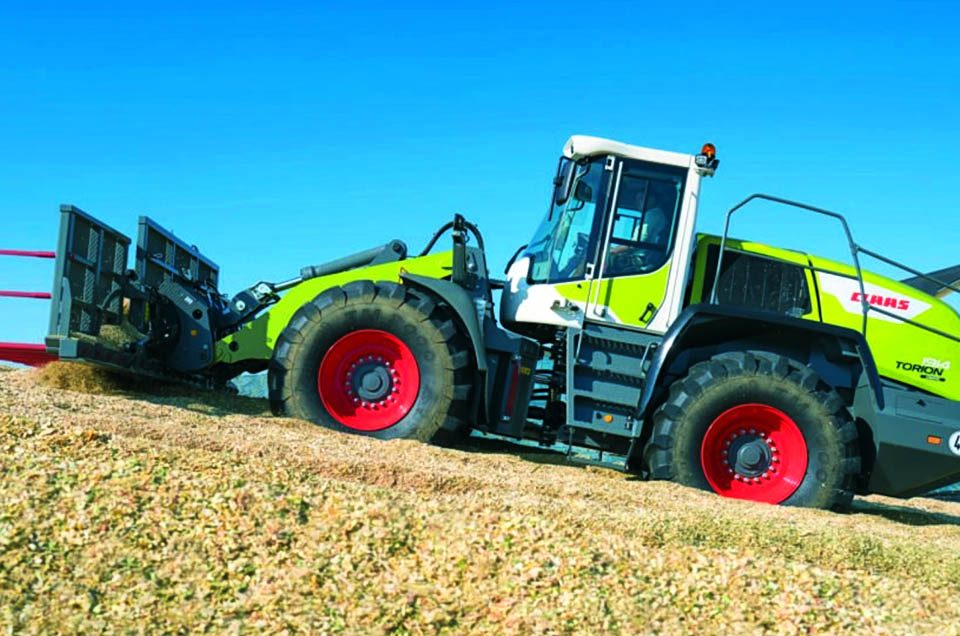 Claas Torion 1914